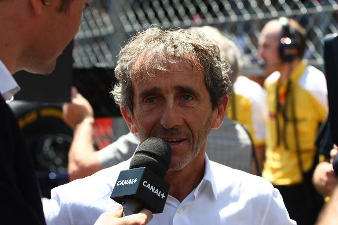 """Prost: """"Ferrari davanti alla Mercedes? Un bene per la F1"""""""