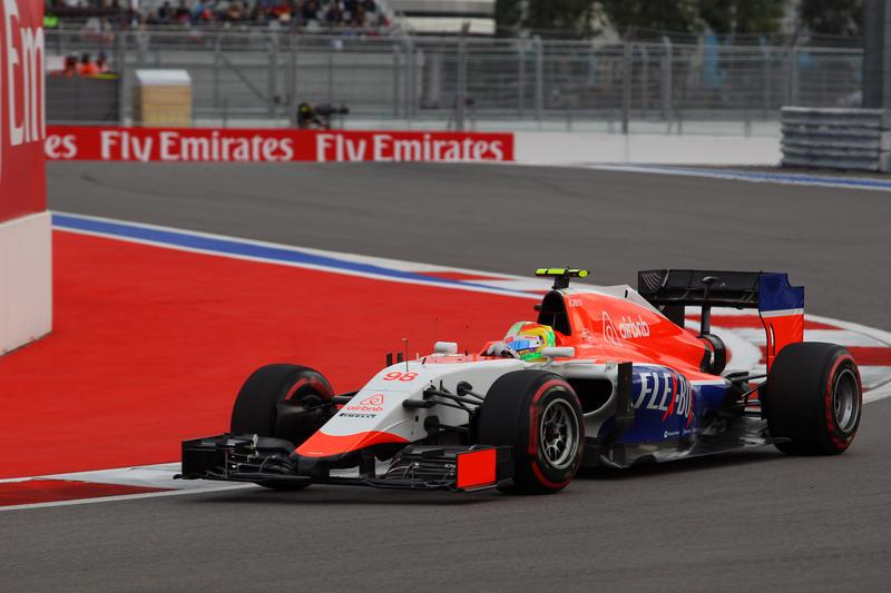 Roberto Merhi in trattativa per diventare un collaudatore Renault