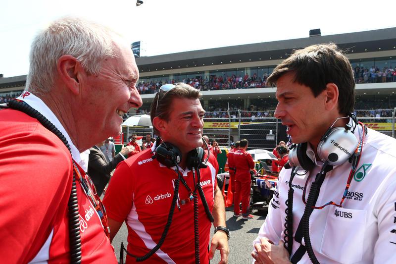 """Mercedes, Wolff: """"Honda sarà un duro rivale nel futuro"""""""