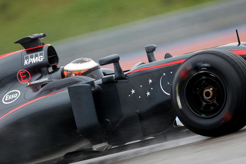 McLaren, Vandoorne correrà anche in Super Formula