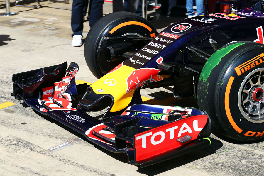 Red Bull, superate tutte le verifiche di crash test