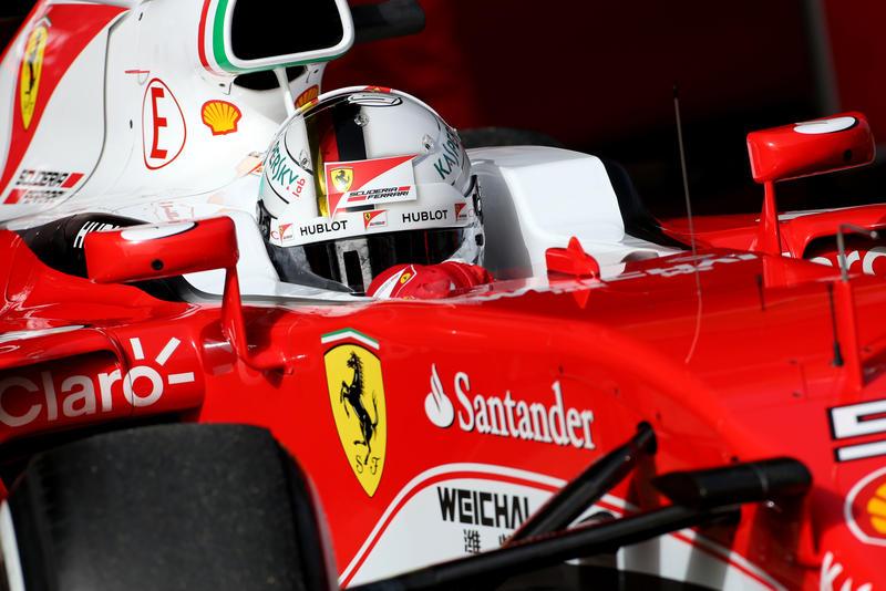 Test F1 Barcellona, giorno 1: Ferrari subito in testa