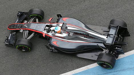 Dalla Spagna: la nuova McLaren-Honda è veloce, ma non altrettanto affidabile