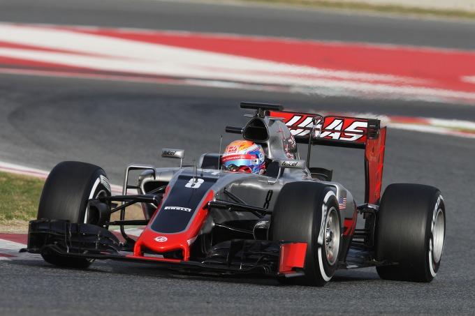 Haas rinforza i piloni dell'ala anteriore dopo la rottura di ieri
