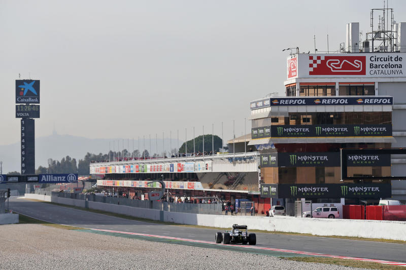 Test F1 Barcellona, giorno 3: inarrestabile Force India