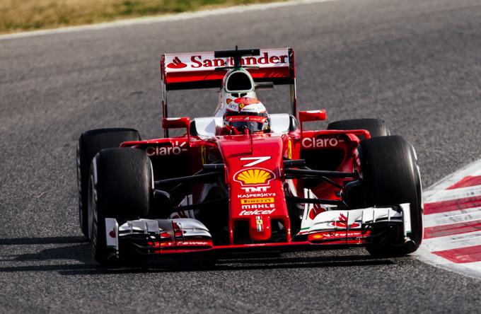 Ferrari: Il terzo giorno inizia con un intenso programma di controlli