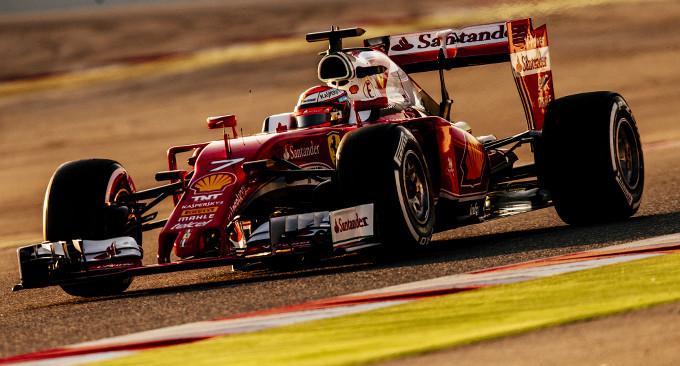 Ferrari: Raikkonen al primo giorno con la SF16-H nei test a Barcellona