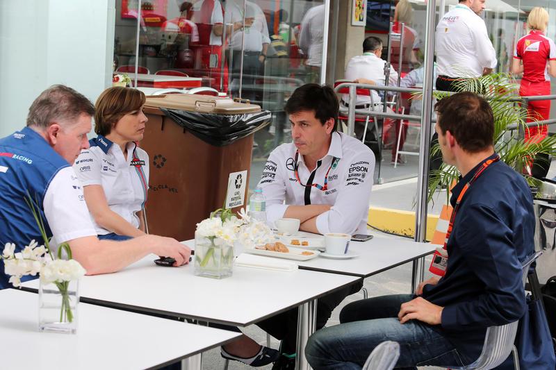 """Mercedes, Wolff: """"Williams non ci abbandonerà per la Honda"""""""