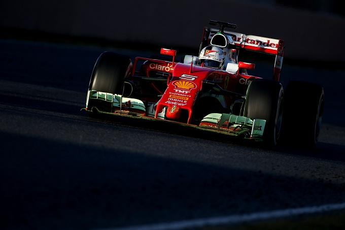 """Vettel suona la carica: """"Voglio vincere il titolo con la Ferrari"""""""