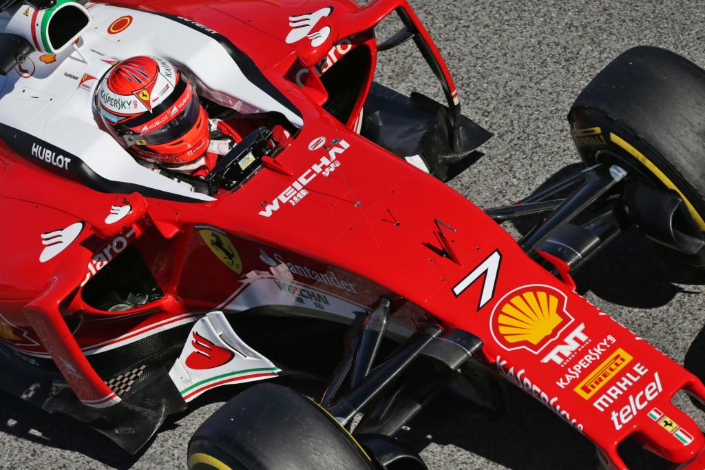 """Ferrari, Raikkonen sorride: """"Ottima giornata di prove, soddisfatto del lavoro fatto"""""""