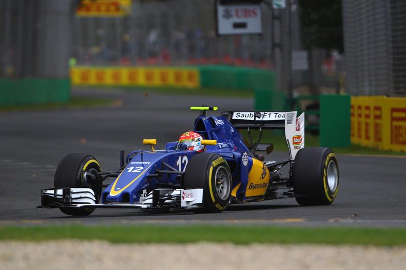 Sauber, pochi giri al mattino per Ericsson e Nasr