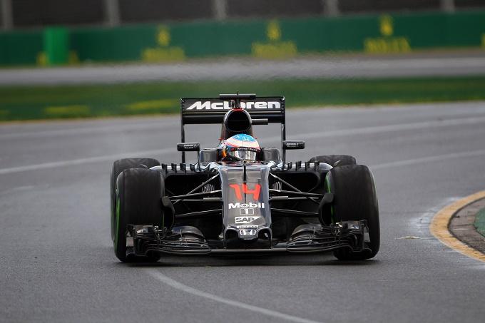 """McLaren, Fernando Alonso: """"Un ottimo venerdì"""""""