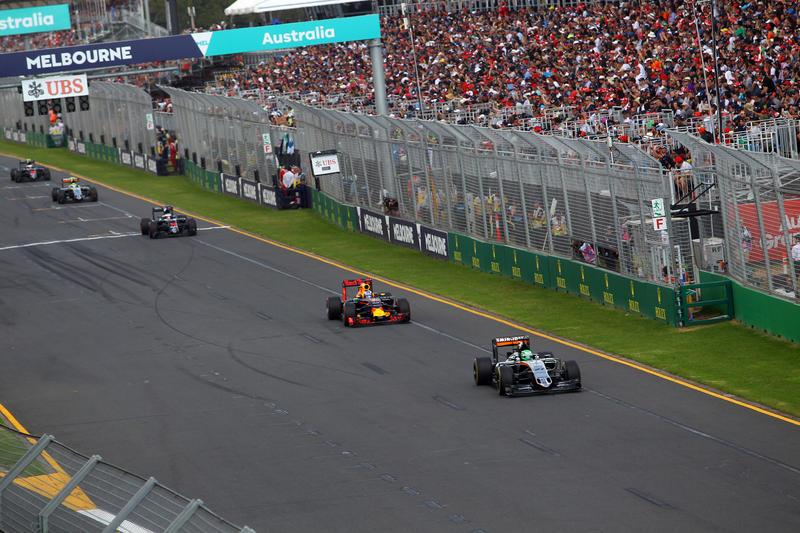 """Force India, Mallya: """"Griglia livellata, gare molto divertenti a metà schieramento"""""""