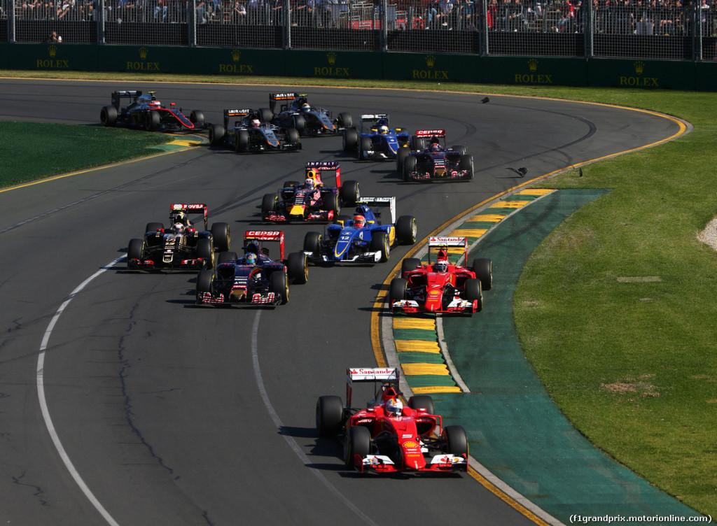Gran Premio di Australia 2016: Anteprima e Orari del Weekend
