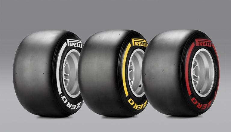 A Baku le Pirelli medie e soft