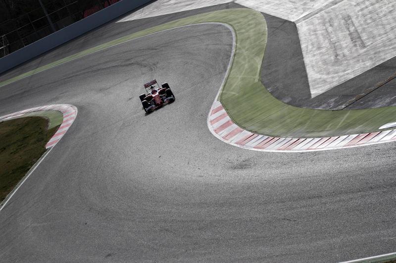 Test F1 Barcellona, giorno 3: Raikkonen non cede la prima piazza