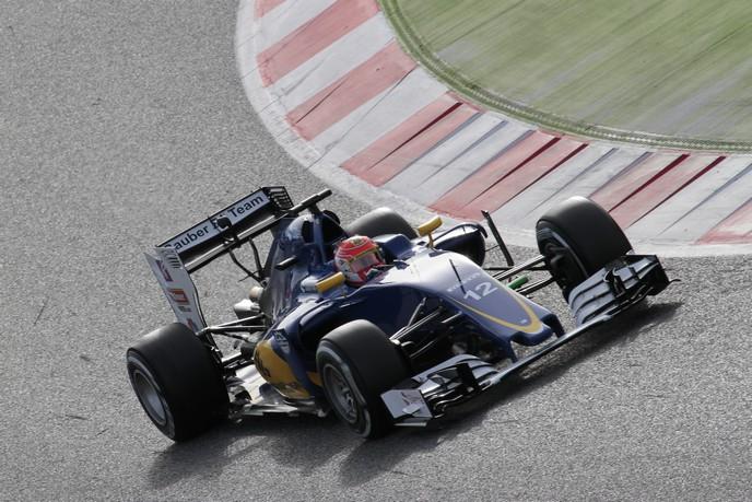 """Felipe Nasr: """"La Sauber C35 è nata bene, ma la scopriremo a fondo solo a Melbourne"""""""