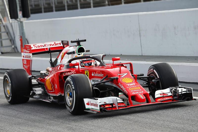 Test F1 Barcellona 2, giorno 3: Raikkonen detta il passo al mattino