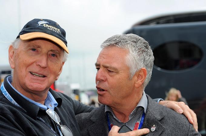 """John Watson appoggia Villeneuve: """"I piloti devono pensare solo a scendere in pista"""""""