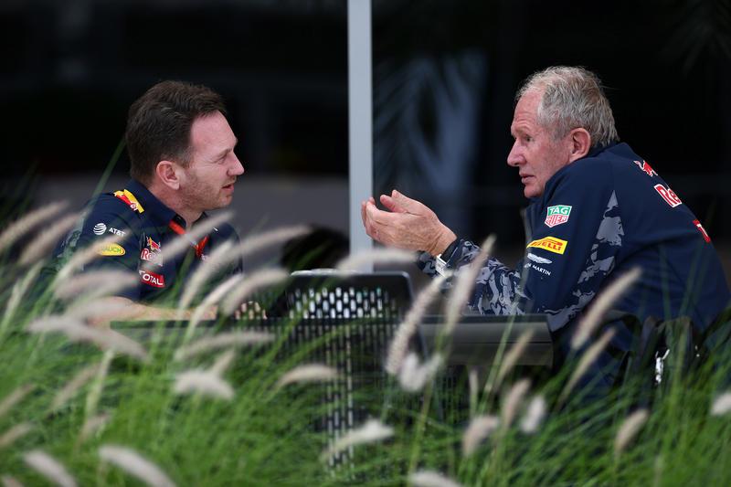 """Horner: """"Positiva la concorrenza tra i quattro piloti Red Bull"""""""