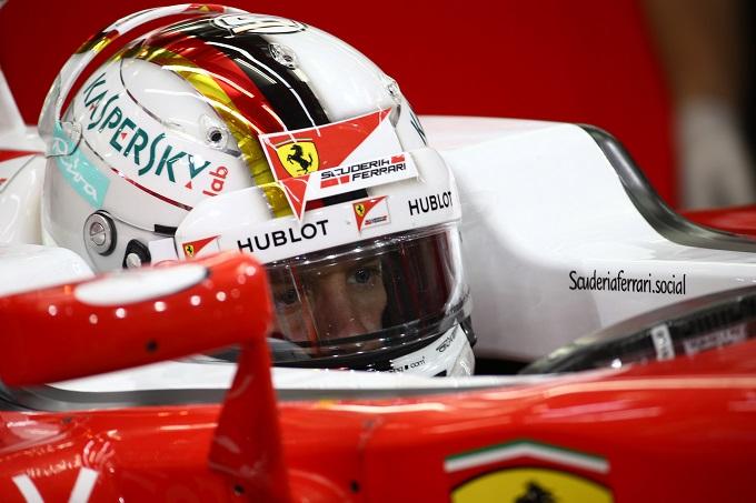 """Ferrari, Vettel: """"La F1 moderna è troppo complicata, questo sport non è uno show"""""""