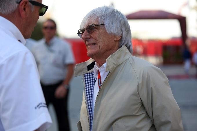 """Bernie Ecclestone snobba la Formula E: """"Non arriverà mai ai livelli della F1"""""""
