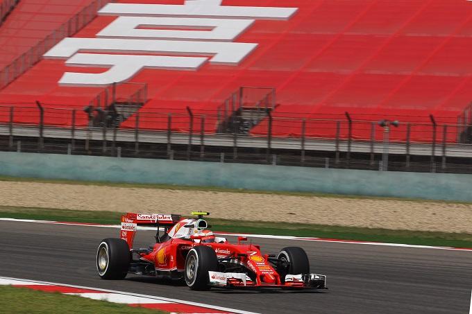 """GP Cina, Kimi Raikkonen guida il gruppo nelle FP2: """"Giornata discreta, dobbiamo massimizzare il nostro potenziale in qualifica e in gara"""""""