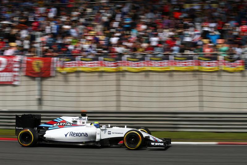 """Williams, Felipe Massa: """"Dobbiamo migliorare il passo gara"""""""