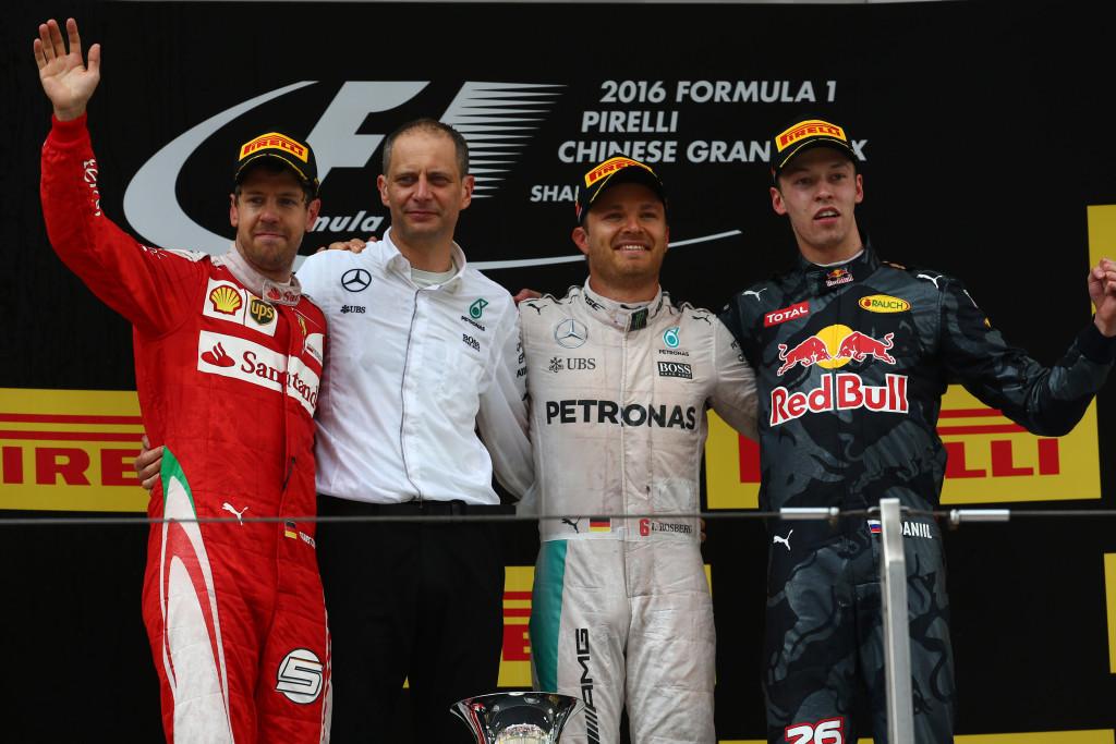 La Pagelle del Gran Premio di Cina