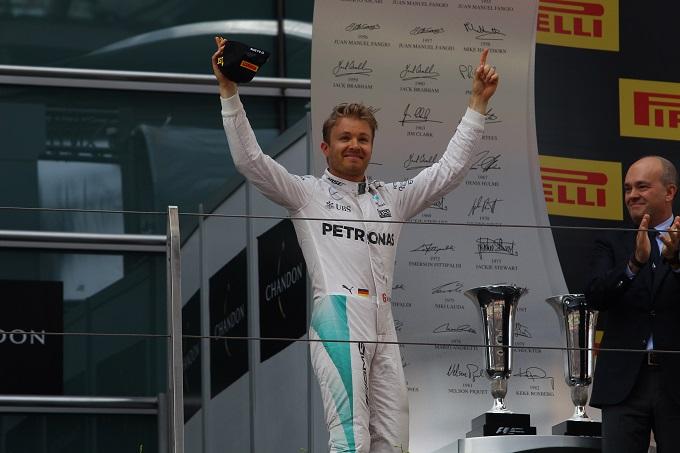 """Mika Hakkinen non ha dubbi: """"Nico Rosberg può vincere il titolo"""""""