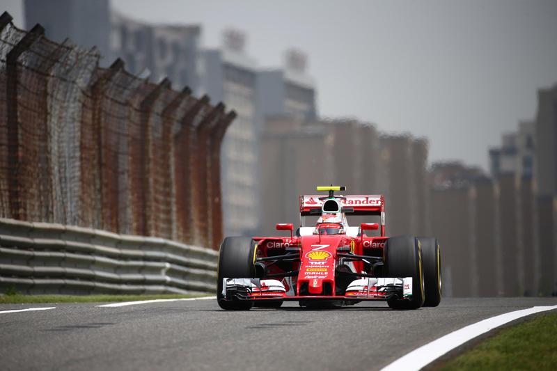 F1 GP Cina, Prove Libere 2: Venerdì in Rosso a Shanghai