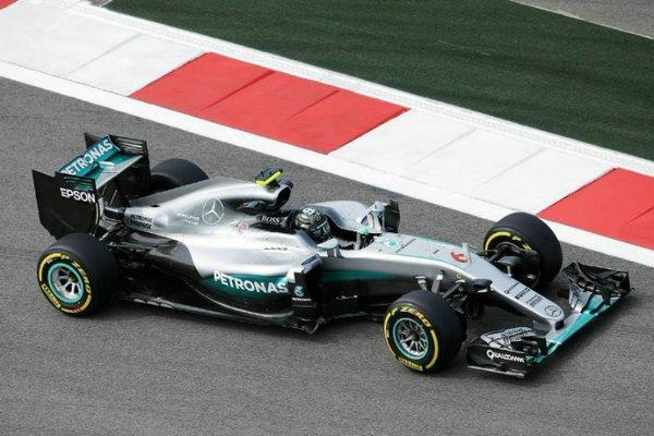 F1 GP Russia, Prove Libere 1: Rosberg parte a tutto gas