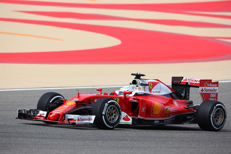 F1 GP Bahrain, Prove Libere 3: Ferrari al comando