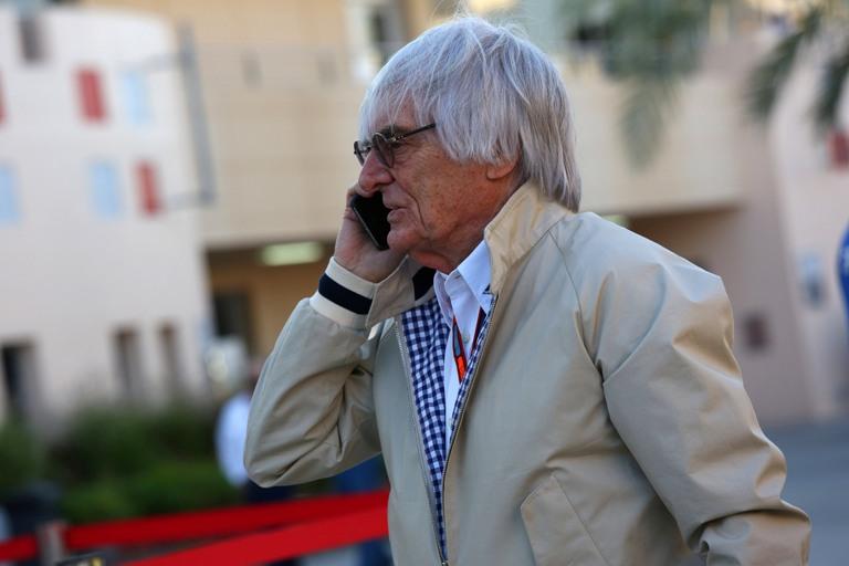 """Ecclestone: """"Il V6 ibrido ha rovinato la F1"""""""