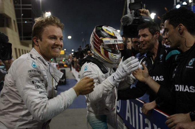 F1 – Stagione 2016, terzo round della sfida mondiale Rosberg-Hamilton