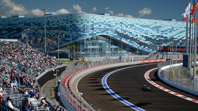 Doppia zona DRS per il Gran Premio di Russia