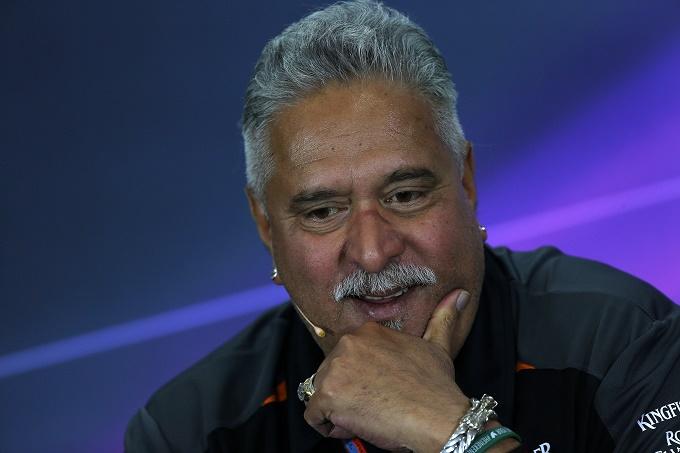 """Force India, Mallya: """"Deluso dal nostro inizio stagione"""""""