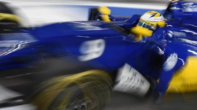 Sauber soddisfatta per i chilometri coperti nella libere del Bahrain