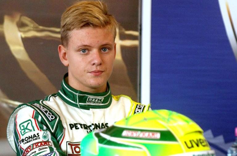 Mick Schumacher pronto al debutto a Misano