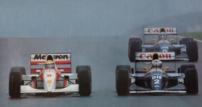 Donington '93, il capolavoro di Ayrton Senna