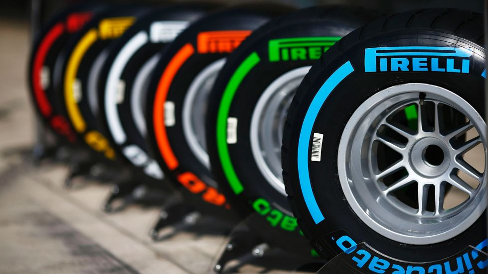 Pirelli annuncia i set di pneumatici obbligatori per il GP di Germania