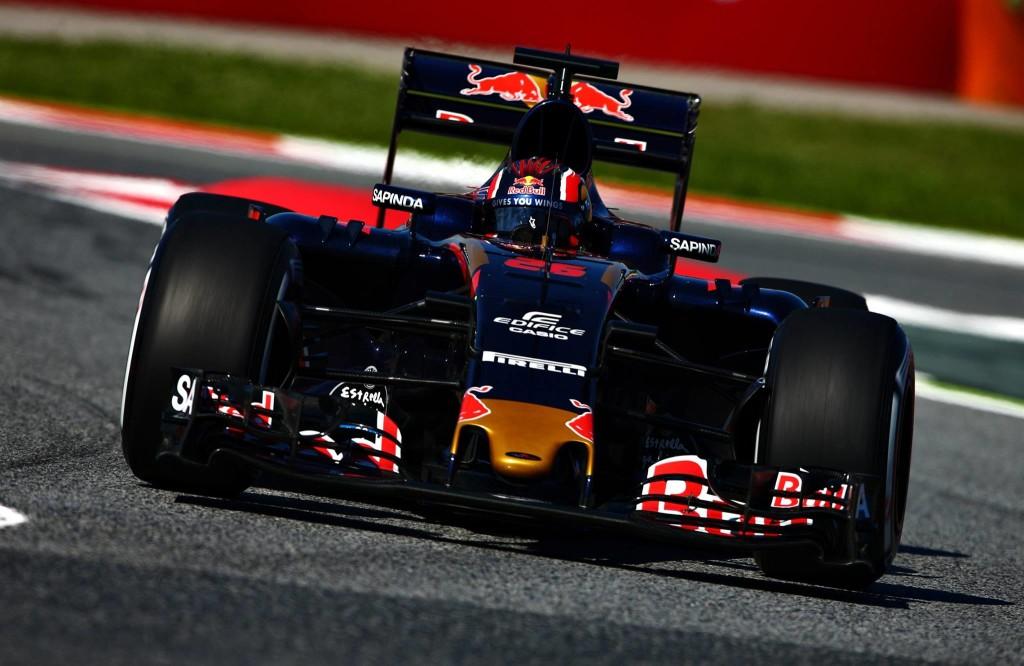 """Toro Rosso, Sainz: """"Fine settimana iniziato alla grande"""""""