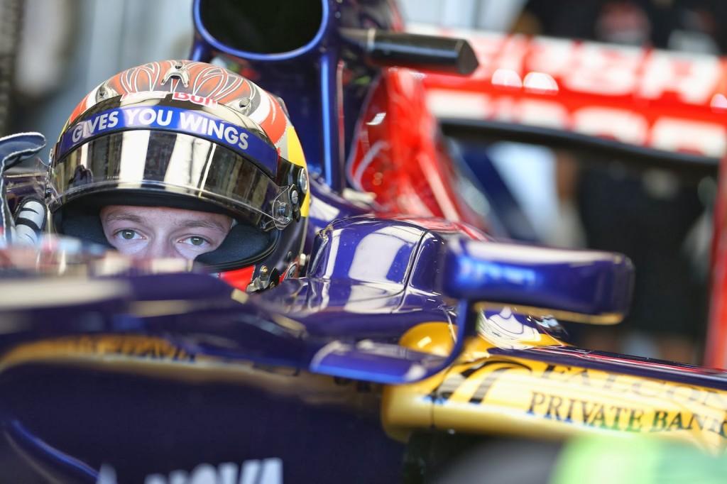 Nuovo sponsor russo per la Toro Rosso a Barcellona