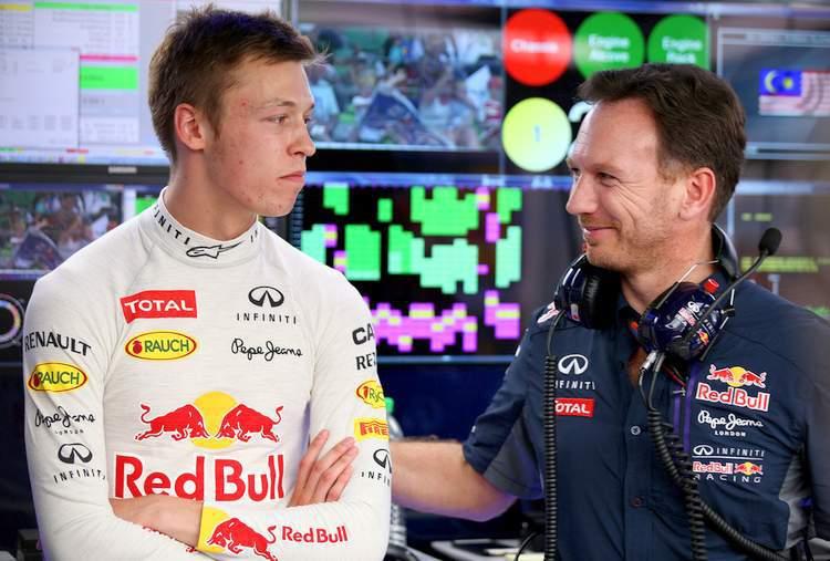 """Red Bull, Horner: """"Difficile immaginare un ritorno di Kvyat a Milton Keynes"""""""