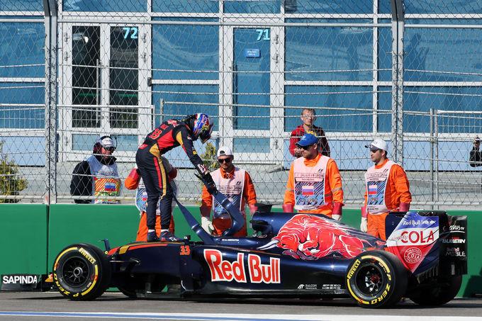 Toro Rosso interessata alle power unit Honda per la stagione 2017