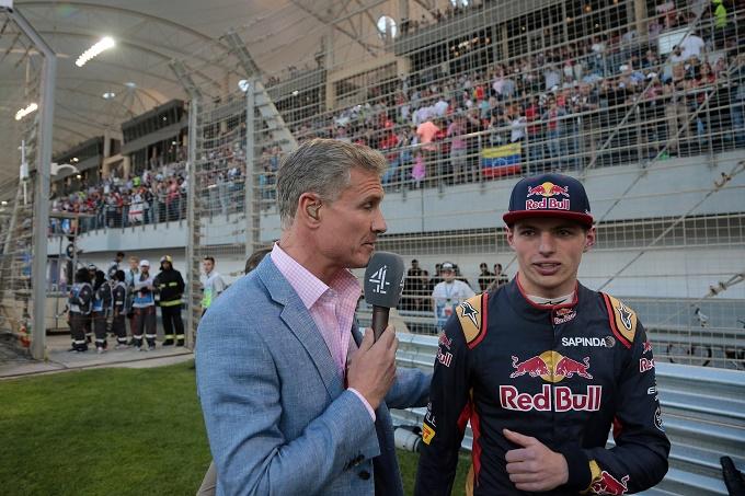 """David Coulthard: """"Verstappen in Red Bull? Un'ottima notizia per la F1"""""""