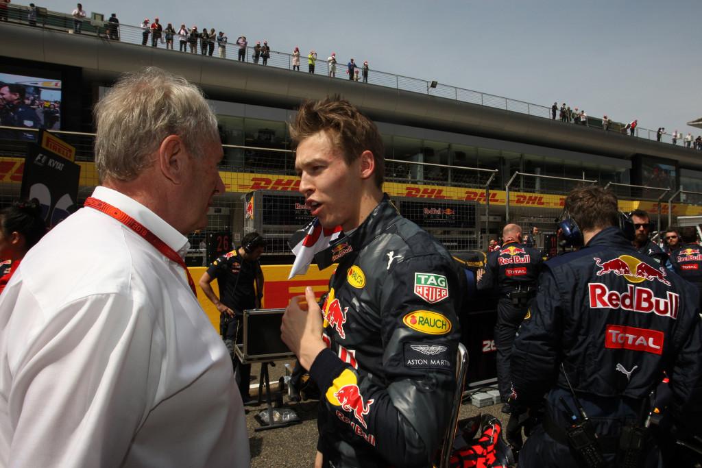 Caso Kvyat: Red Bull ti mette le ali, ma può anche tarpartele a ventidue anni…