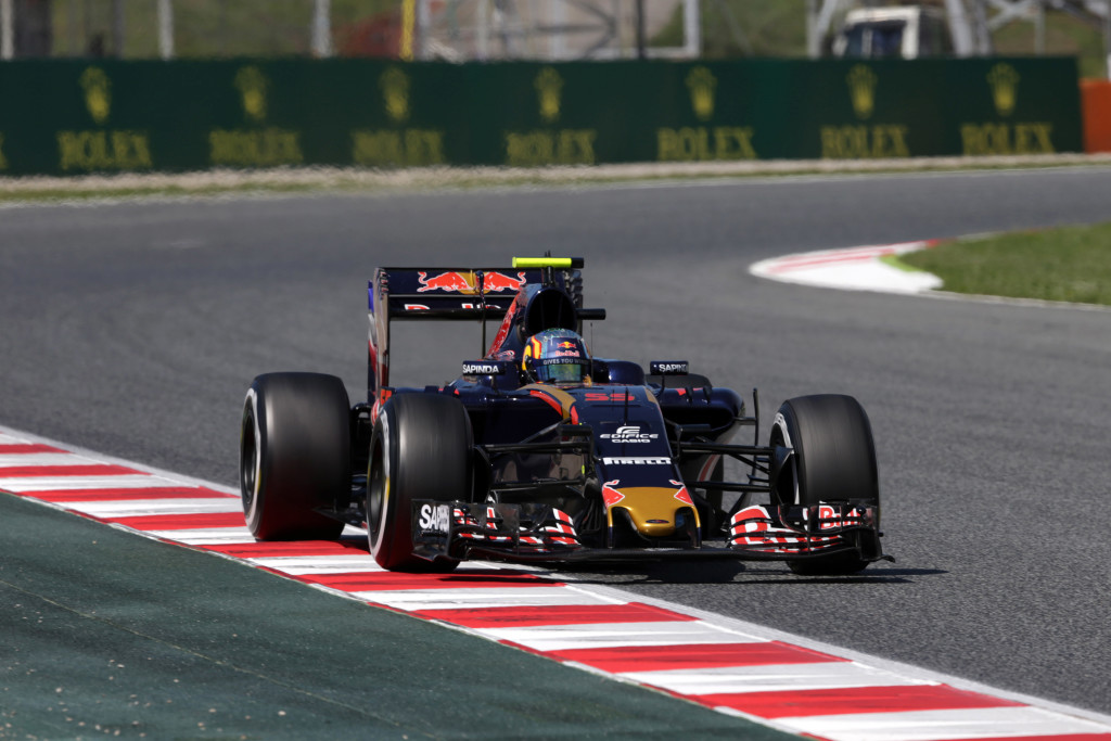 """Toro Rosso, è un grande Sainz: """"La quarta fila in Spagna mi emoziona"""""""