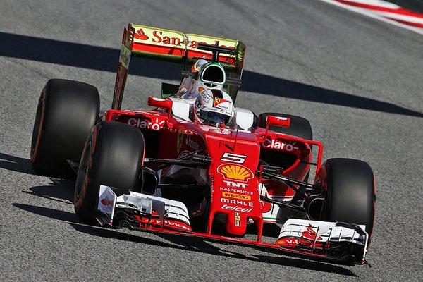 F1 GP Spagna, Prove Libere 1: primo round alle Ferrari, Vettel leader