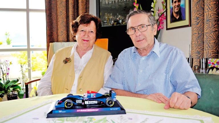 """I genitori di Ratzenberger: """"Peggio se Roland fosse rimasto paralizzato"""""""